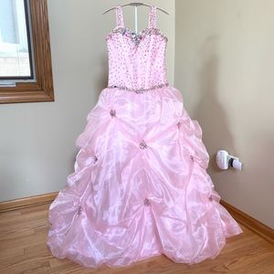 Tiffany designs dress